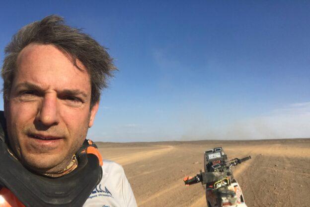 Dakar 2021, il biker giavenese Cesare Zacchetti ci riprova