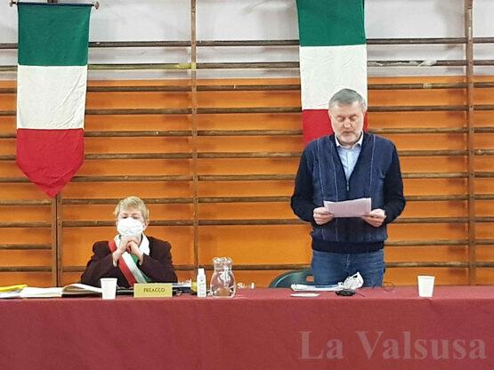 s.antonino - Susanna Preacco con Piero del Vecchio, presidente Unitre