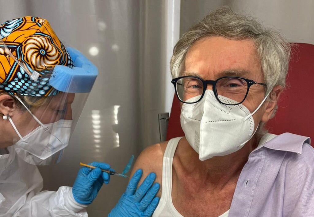 Covid- 19, partita la campagna di vaccinazione nelle rsa dell'Asl To3