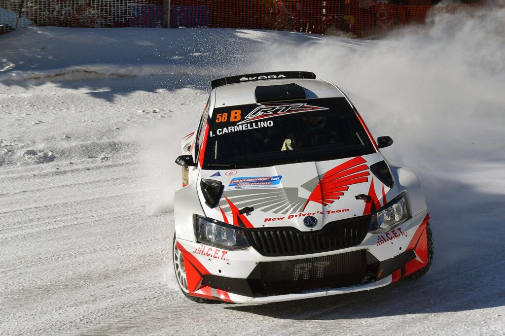 Pragelato, Auto: Carmellino e Fiorenti campioni velocità su ghiaccio