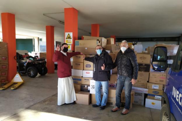 Dalle Valli di Susa e Sangone partiranno gli aiuti per i terremotati croati