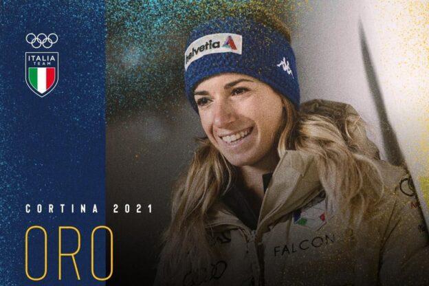 Mondiali di Sci di Cortina: la prima medaglia italiana è di Marta Bassino