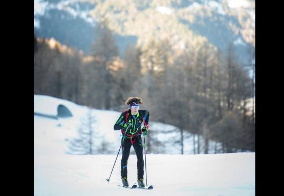 Dallo Sci di fondo allo Scialpinismo: la storia di Matteo Muro
