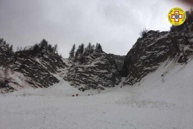 Superlavoro per il Soccorso Alpino: tre interventi nel giro di poche ore