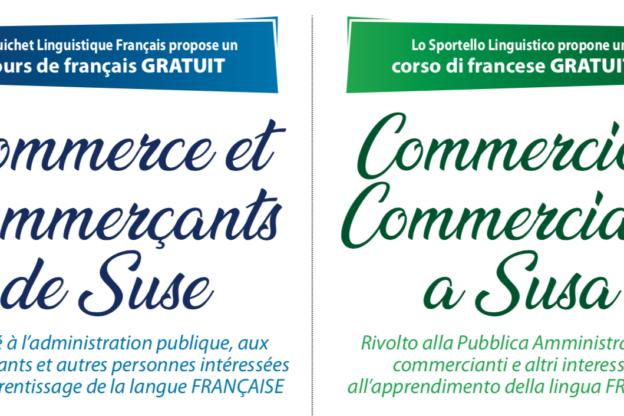 Susa, corsi di francese dello Sportello linguistico