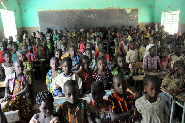 Il villaggio di Kiéré chiede una mano a Sangano per costruire una nuova scuola