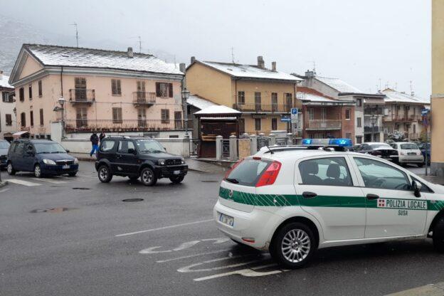 Incidente sulla A32: il traffico si riversa nel centro di Susa