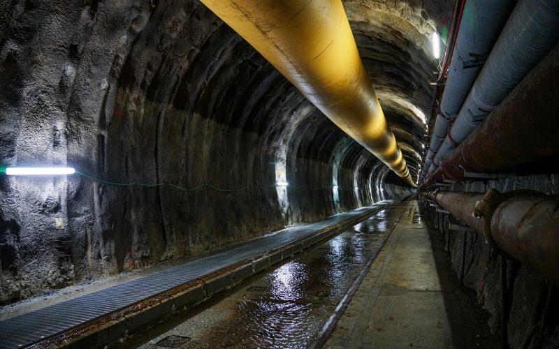 Chiomonte, dal tunnel della Tav energia geotermica per la Valle di Susa