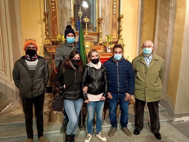 Bruzolo, Sant'Antonio ai tempi del Covid