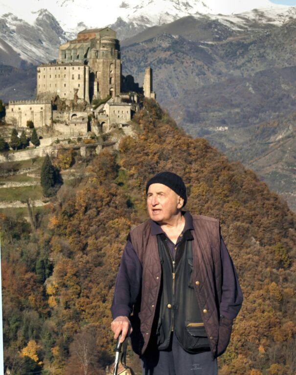 Lutto alla Sacra di San Michele: è morto padre Giuseppe Bagattini