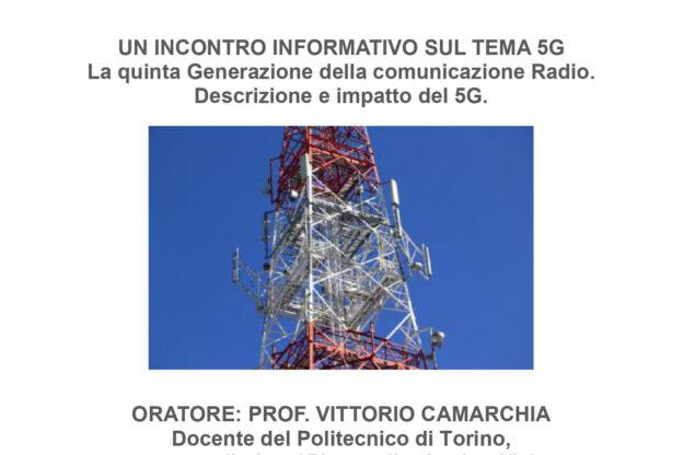 Incontro informativo sul tema del 5G