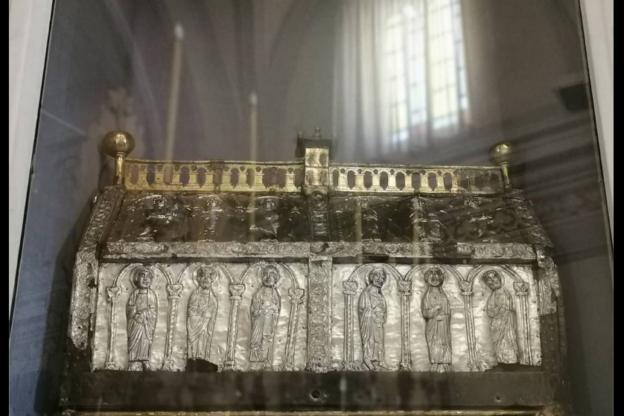 Preziosi reliquiari in mostra a Torino e a Susa