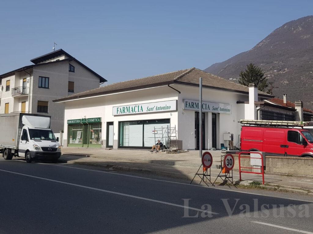La nuova sede della Farmacia Tosello di Sant'Antonino: l'inaugurazione lunedì 1° marzo