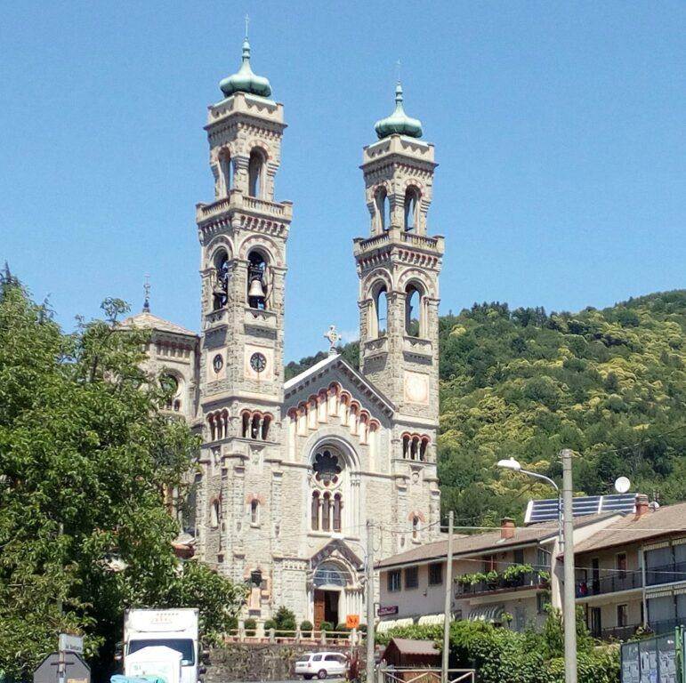 I due Santuari mariani della Val Sangone in festa per la Madonna di Lourdes