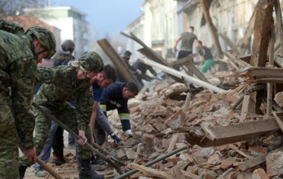 Valli di Susa e Sangone insieme per l'emergenza terremoto in Croazia