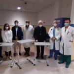 Susa, i doni della Caritas diocesana all'ospedale cittadino