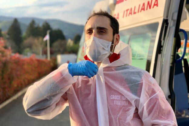 Anche nel 2020 la Croce Rossa è stata un pilastro fondamentale per tutta la Val Sangone