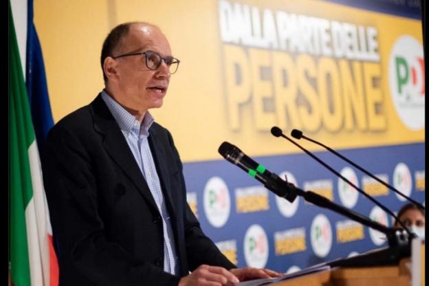Il valsusino Renato Negro ricorda l'amico Enrico Letta