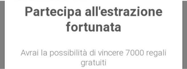 """""""Hai vinto 100 euro in buoni spesa"""", ma è l'ennesima fregatura"""