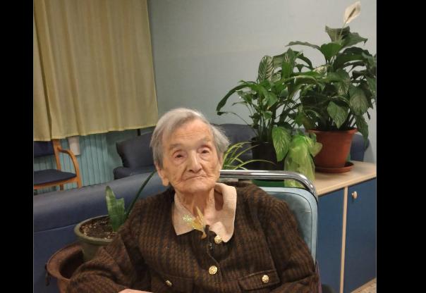Rubiana in festa per i 100 anni della signora Sabina Brunatto