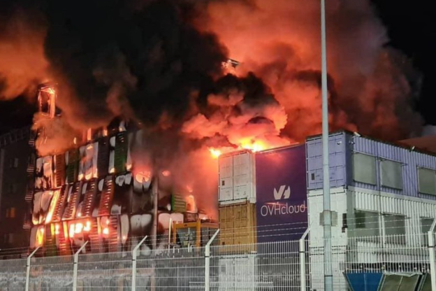 """Un incendio a Strasburgo """"spegne"""" un sito internet in Val di Susa"""