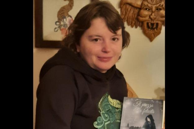 """""""Il prezzo della felicità"""", il nuovo libro della valsusina Valentina Fontan"""