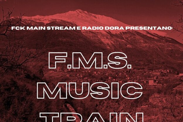 Il 9 marzo nascerà FMS Music Train, un nuovo programma radiofonico