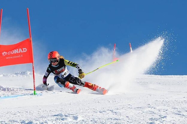 I ragazzi di Sauze d'Oulx ai Campionati Italiani Children di Sci Alpino
