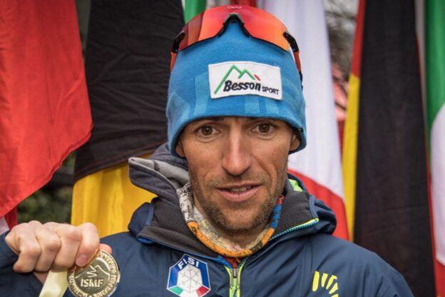 Sauze d'Oulx festeggia il suo campione del mondo Matteo Eydallin