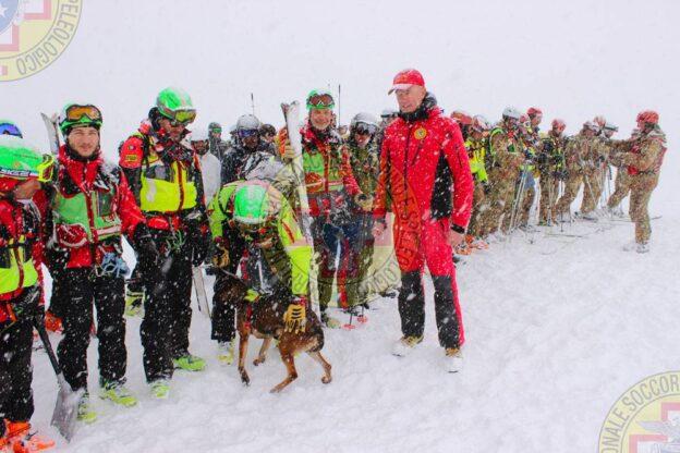 Il Comune di Sauze d'Oulx finanzia i volontari del Soccorso Alpino
