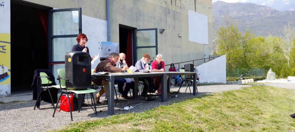 A Bussoleno si è svolto un incontro sui migranti in vista del 25 aprile