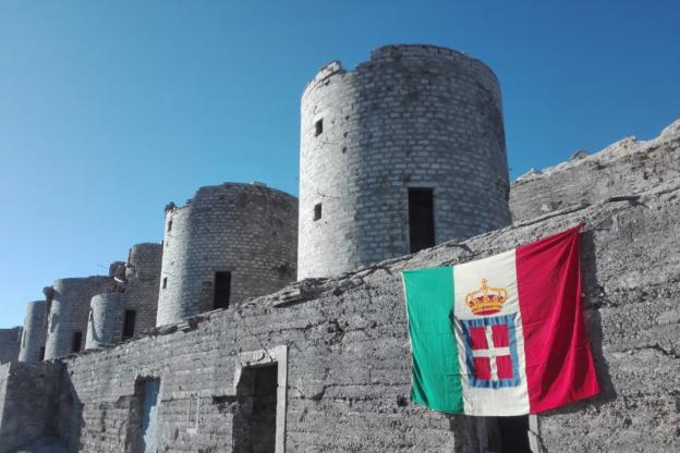 Il Forte dello Chaberton è diventato monumento storico francese