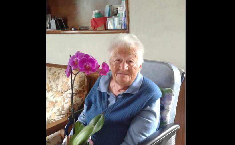 Bussoleno, il ricordo della Maestra Olga Sibille Scalenghe