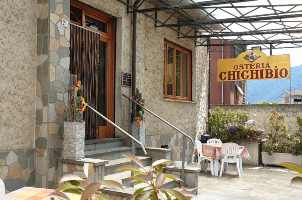 Dopo un anno di chiusura, l'Osteria Chichibìo di Borgone cerca un successore