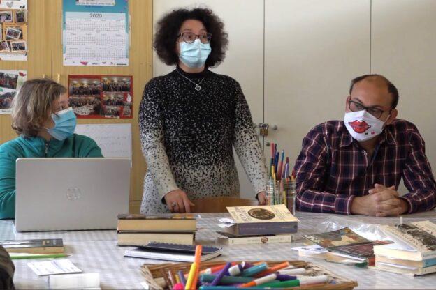 Alpignano, con Svoltiamo Pagina l'Audido ridà vita ai libri e lavoro ai ragazzi