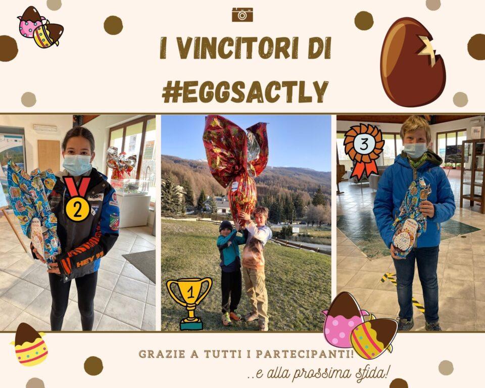 #eggsactly: gran successo per il concorso degli ovetti di Sauze d'Oulx