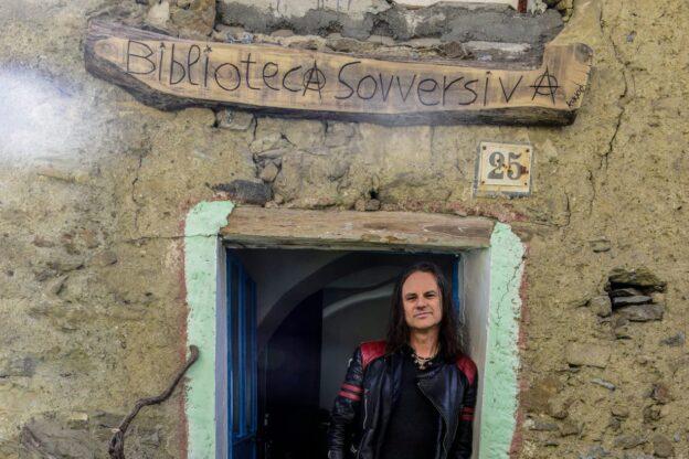 Bussoleno, nuove idee in borgata: apre la Biblioteca Sovversiva