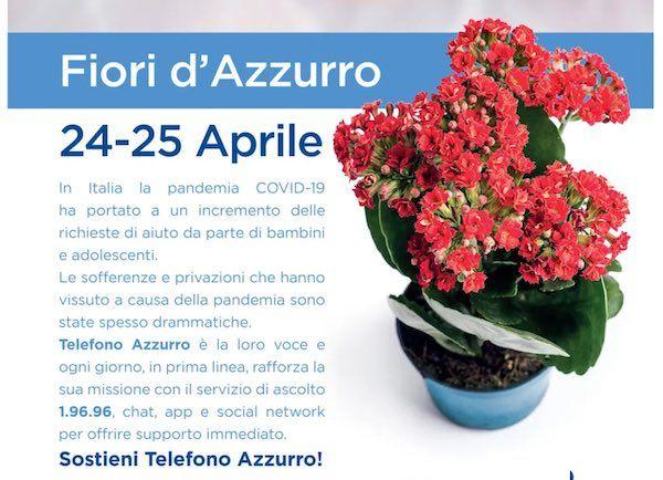 Gli AIB di Sant'Antonino per Telefono Azzurro