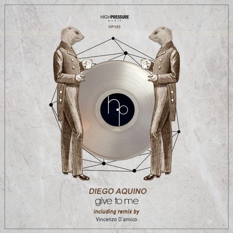 Il dj valsusino Diego Aquino presenta il nuovo extended play