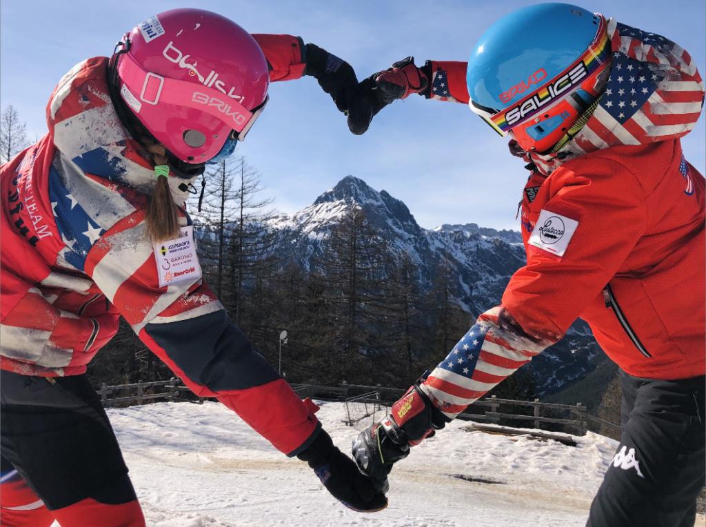 Ski Team Joyful di Bardonecchia: 54 anni di gioia e spensieratezza