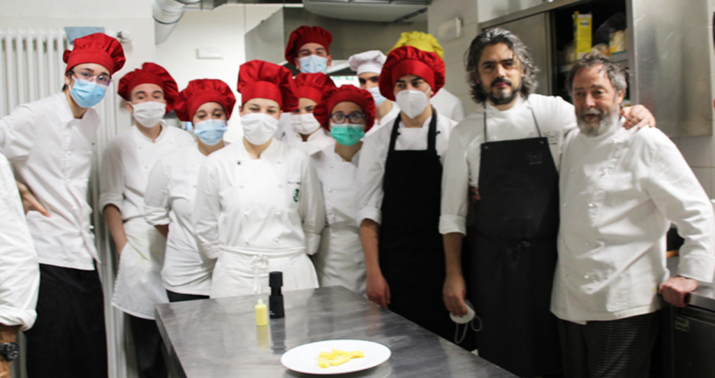 Al Formont di Oulx è arrivato lo chef stellato Matteo Baronetto