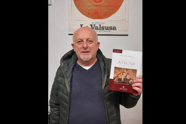 Il gastronomo Marco Berardinelli racconta la Cucina del romano Apicio