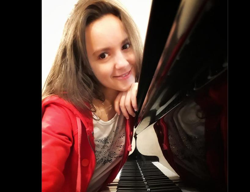 Giaveno, la gioia di Chiara Leto per il suo Don Chisciotte in musica
