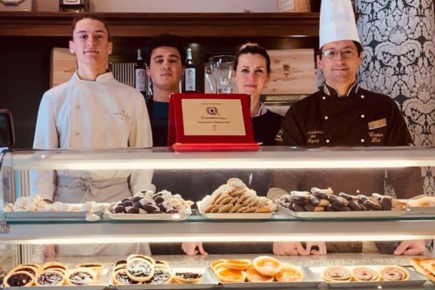 Bardonecchia, la Pasticceria- caffetteria Duò nel Registro delle Eccellenze Italiane 2021