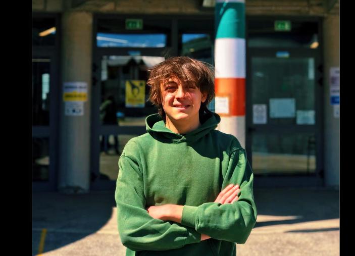 Federico Nivoli in finale alle Olimpiadi di Lingue e Civiltà Classiche