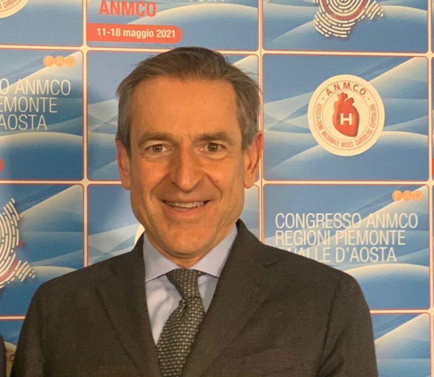Rivoli, il dottor Varbella eletto presidente dell'associazione che riunisce i cardiologi ospedalieri italiani