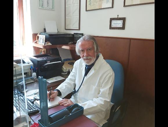 Un prestigioso premio per il dottor Pierangelo Giorio di Susa