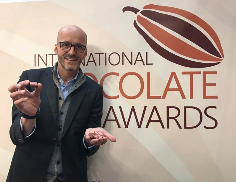 Guido Castagna trionfa ancora ai Mondiali del Cioccolato 2020/ 21