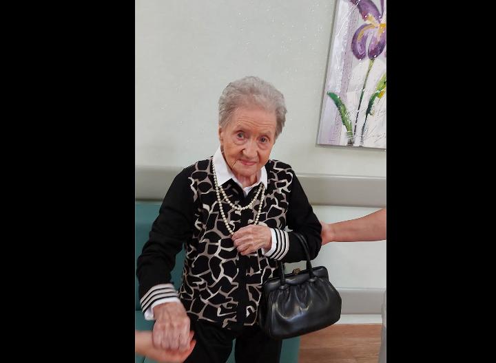 Sant'Antonino in festa per i cento anni della signora Lina Riffero