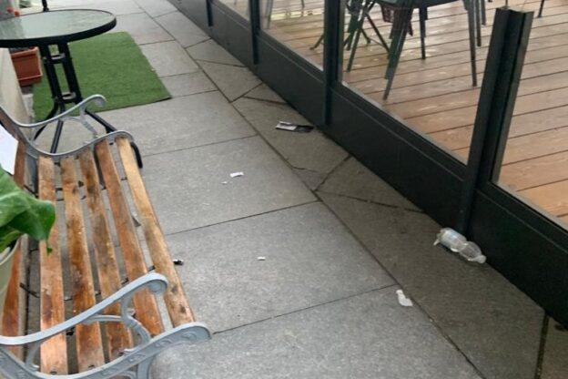 Giaveno, schiamazzi e atti vandalici di notte nel centro storico: residenti preoccupati